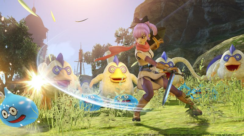 Test : Dragon Quest Heroes 2 (PS4)