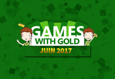 Games with Gold … ou pas ? – JUIN 2017