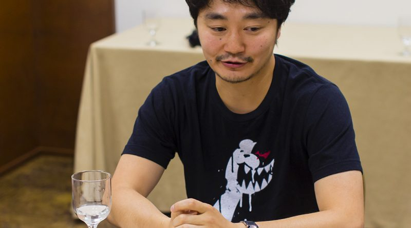 Japan Expo 2017 : Interview Kazutaka KODAKA (Danganronpa)