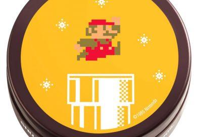 Shu Uemura x Super Mario (Make-up et jeu vidéo)
