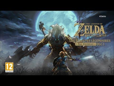 Test Zelda Breath Of The Wild Dlc 1 Les Epreuves