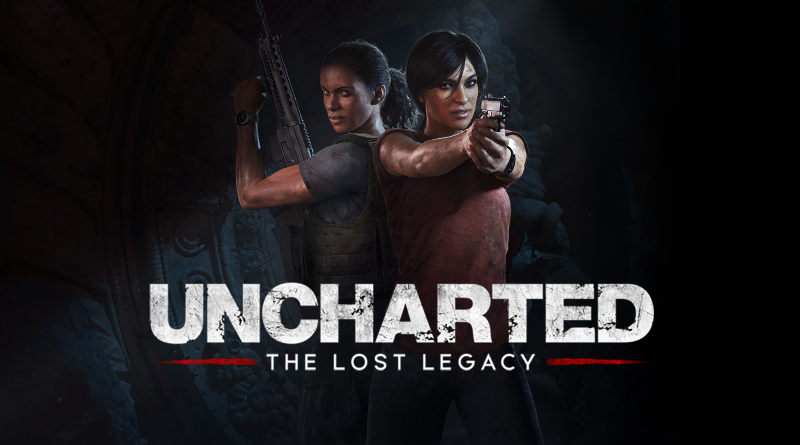 Test : Uncharted : The Lost Legacy (PS4)