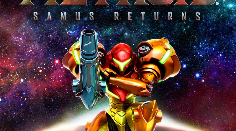 Test : Metroid:  Samus Returns (3DS)