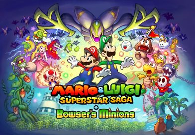 Test : Mario & Luigi Superstar Saga + les Sbires de Bowser (3DS)