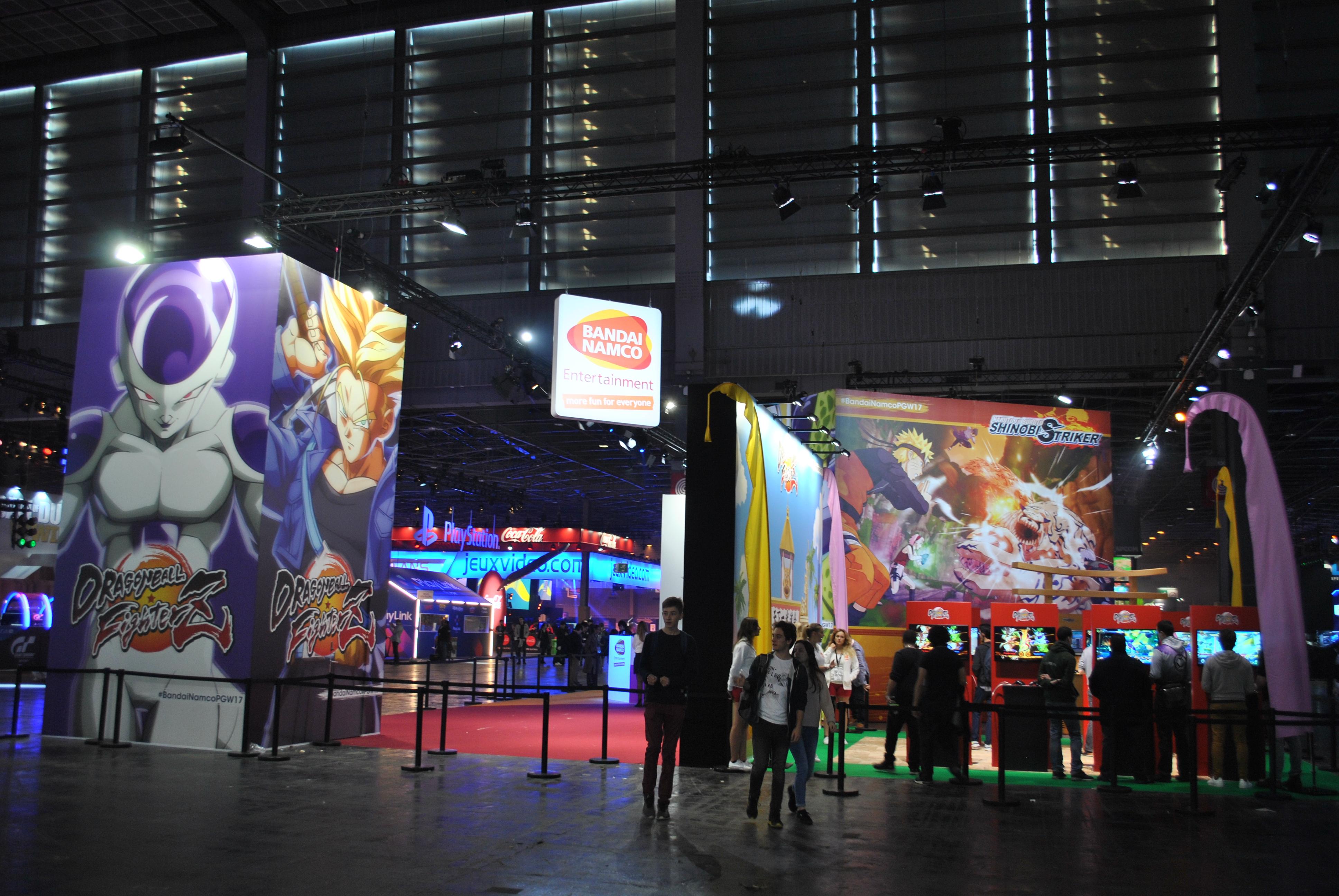 PGW 2017 : Bandai Namco fait son show (Dragon Ball FighterZ, Ni no Kuni 2…)