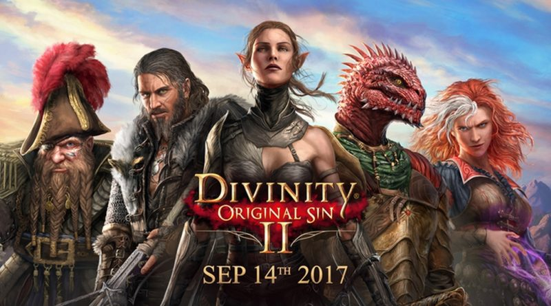 Test : Divinity Original Sin 2 (PC)