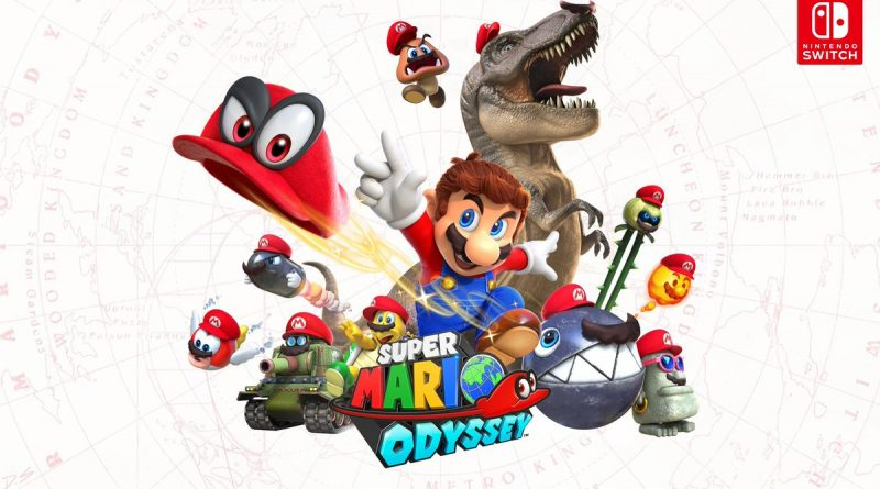 Test : Super Mario Odyssey (Switch)