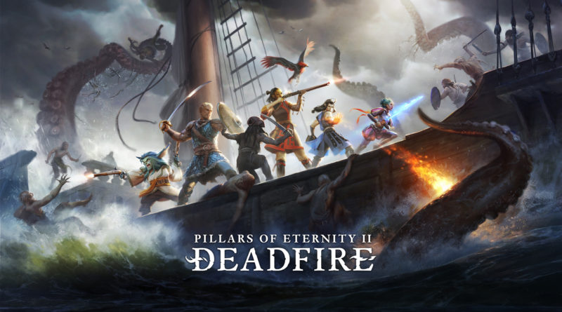 Preview : Pillars of Eternity II – Deadfire (PC)