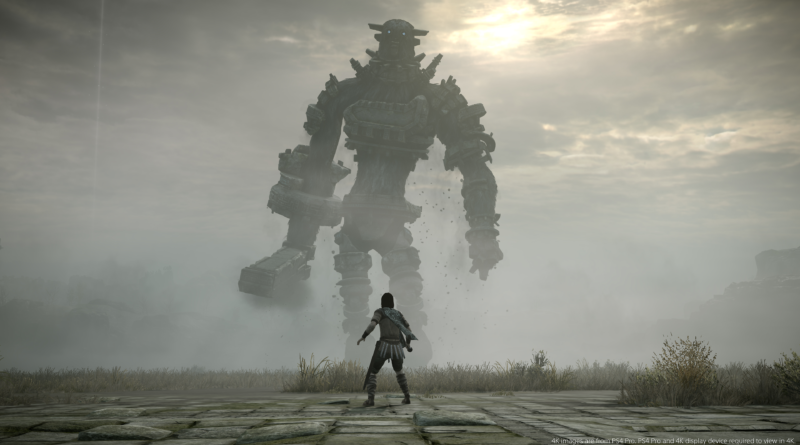 Test : Shadow of the Colossus : Remake (PS4)