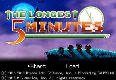 Test : The Longest 5 Minutes (Switch)