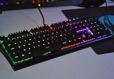 Libérez tout votre potentiel in-game avec le clavier APEX M750 de chez SteelSeries