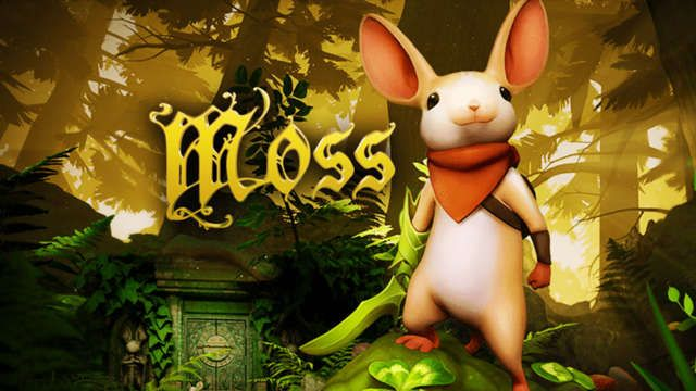 Test : Moss (PS VR)