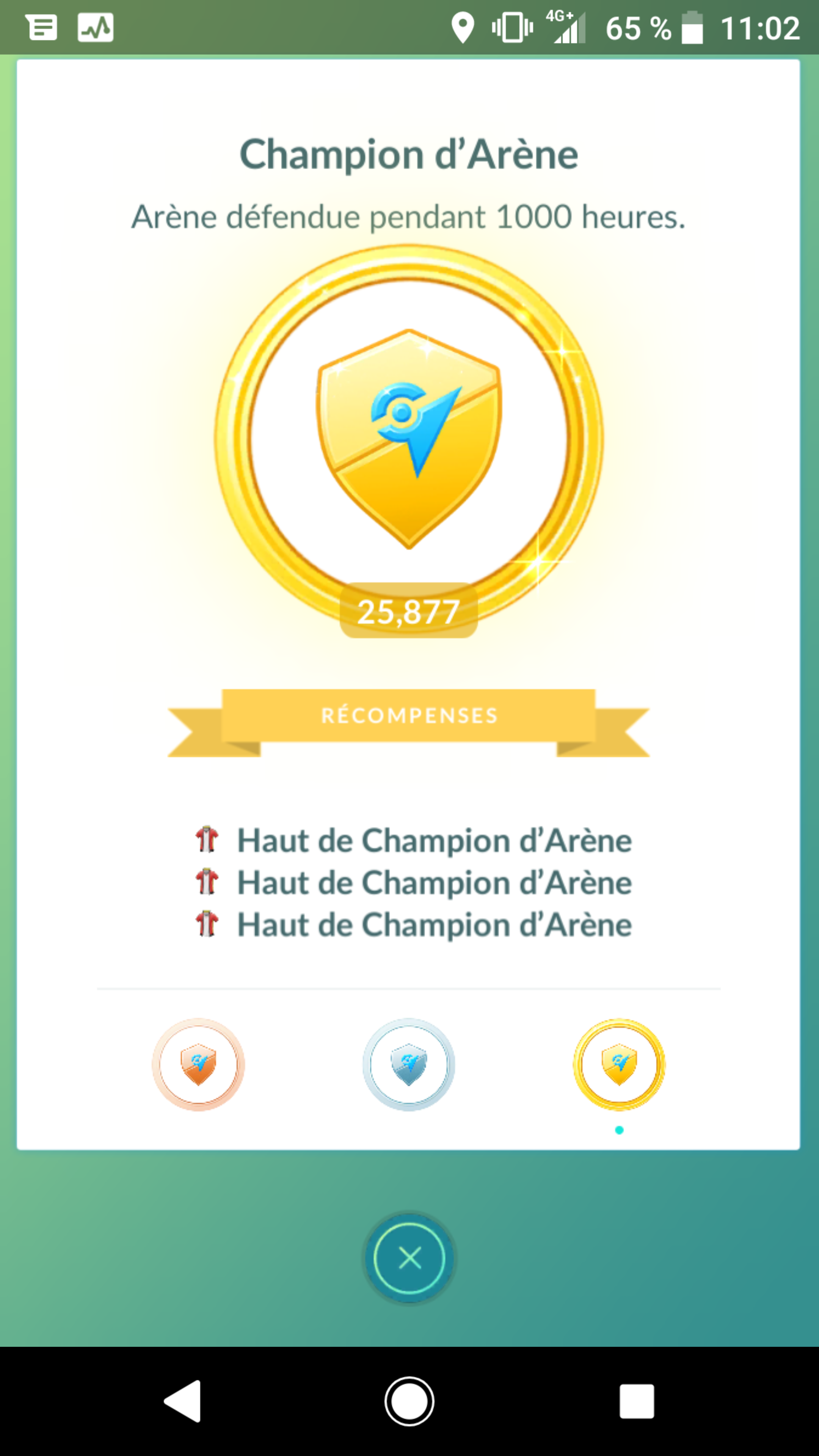 rencontre pour un badge pokemon