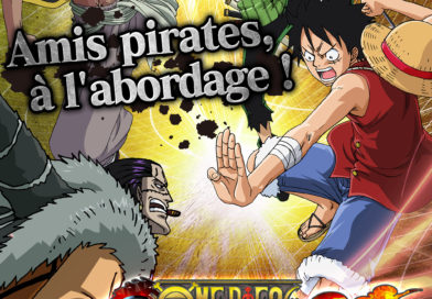 One Piece Bounty Rush aborde les mobiles