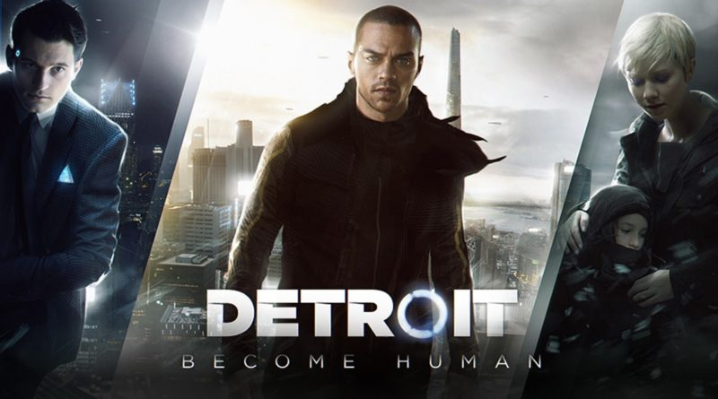 Test : Detroit: Become Human (PS4)