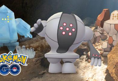 Pokémon GO : Regirock jusqu'au 20 septembre, comment le battre facilement !