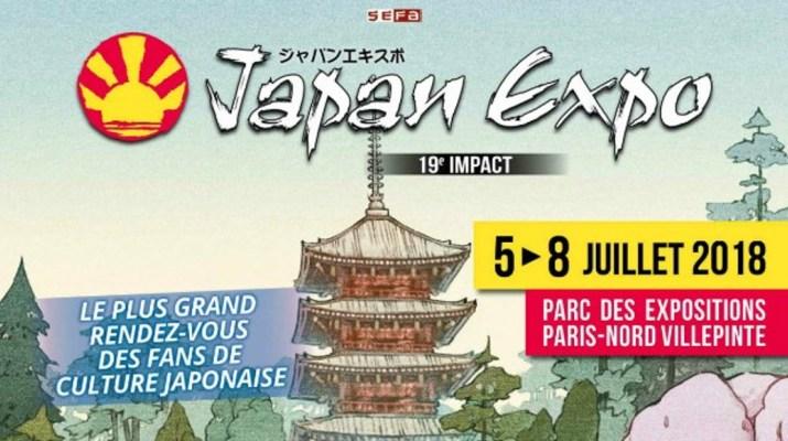 Dossier : Japan Expo 2018, tous nos articles – Le résumé