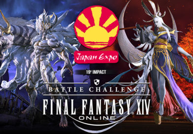 Japan Expo 2018 : Battle Challenge Final Fantasy XIV
