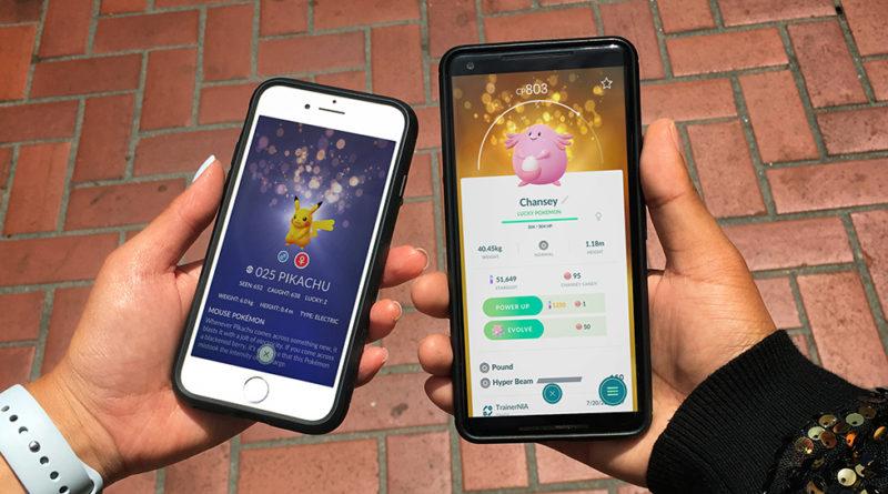 Pokémon GO : et si on échangeait nos codes amis ?