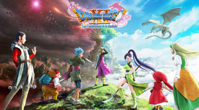 Test : Dragon Quest XI : Les Combattants de la destinée (PS4)