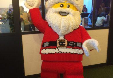 Événement : Le show LEGO pour Noël 2018 (oui, déjà)