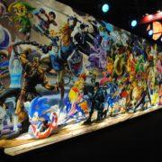 PGW18 : Smash Bros enflamme le stand Nintendo