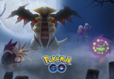 Pokémon GO : l'événement d'Halloween est lancé !
