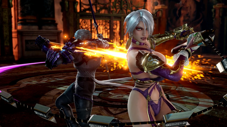 Test : SoulCalibur VI (PS4)