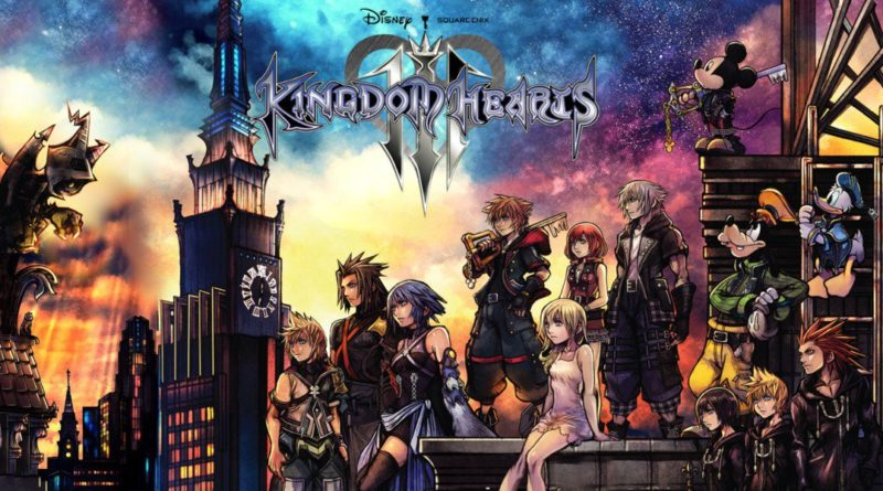 Test : Kingdom Hearts III (PlayStation 4)