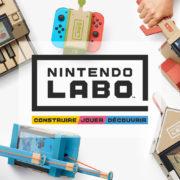 La folie Nintendo Labo s'est emparée de mon foyer