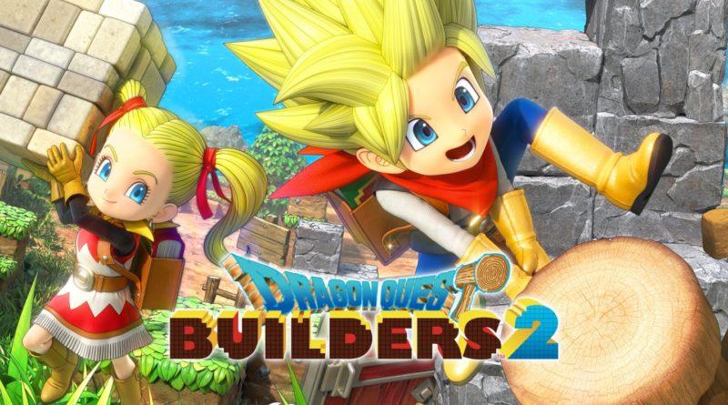 Test : Dragon Quest Builders 2