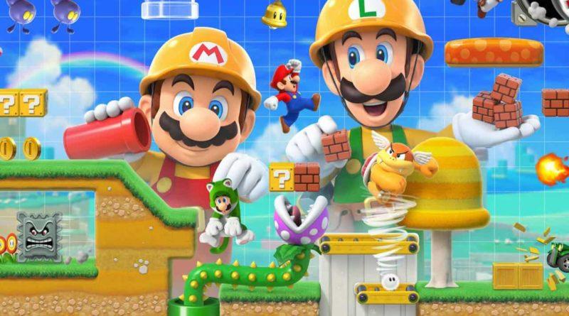 Test : Super Mario Maker 2 (Switch), maqué avec la marquise du maquis ?