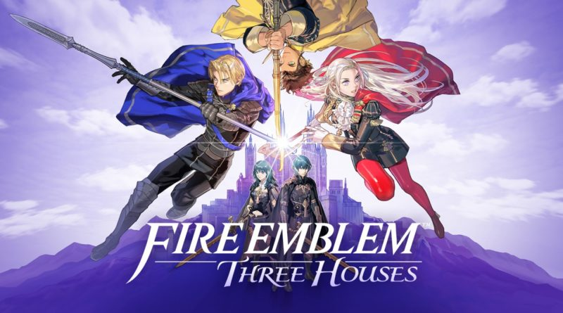 Test : Fire Emblem : Three Houses (Switch)