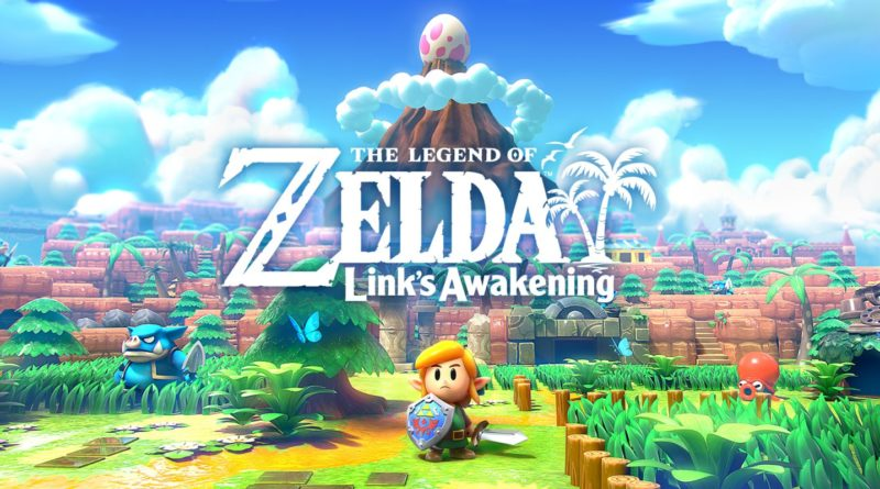 Test : The Legend of Zelda: Link's Awakening 2019 ( Switch)