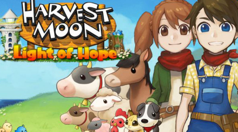 Test : Harvest Moon: Light of Hope Complete Edition