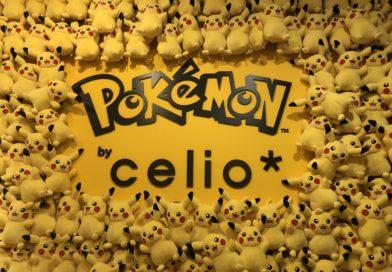 Un pop-up store rempli de fringues Pokémon bien cool à Paris !