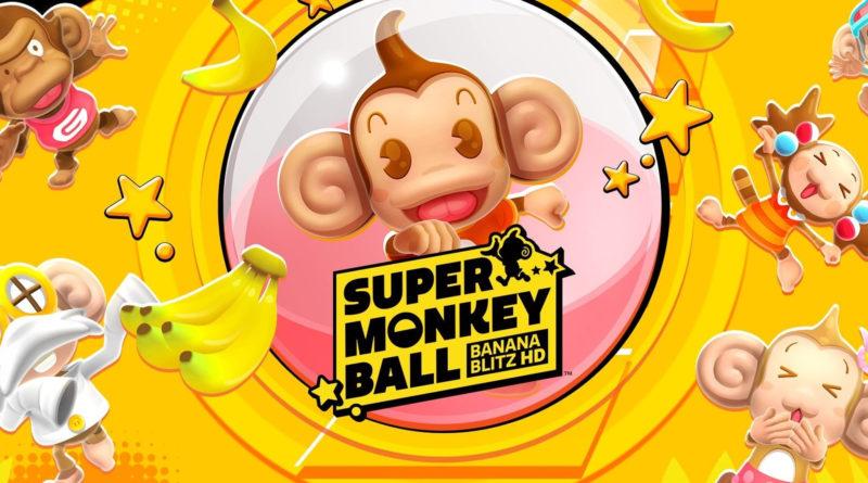 Test : Super Monkey Ball Banana Blitz HD (Switch)