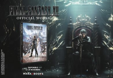 Livre : Final Fantasy XV – Official Works (artbook)