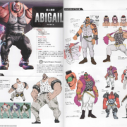 Livre : How to Make Capcom Fighting Characters (artbook)