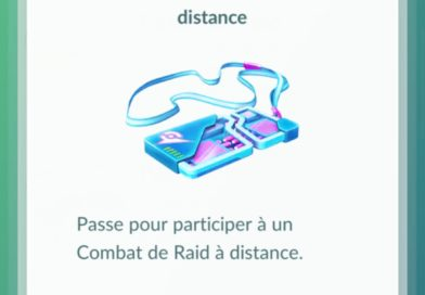 Pokémon GO : Raids à distance disponibles !