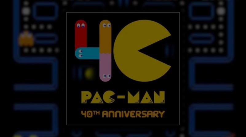 Bon anniversaire, Pac-Man !