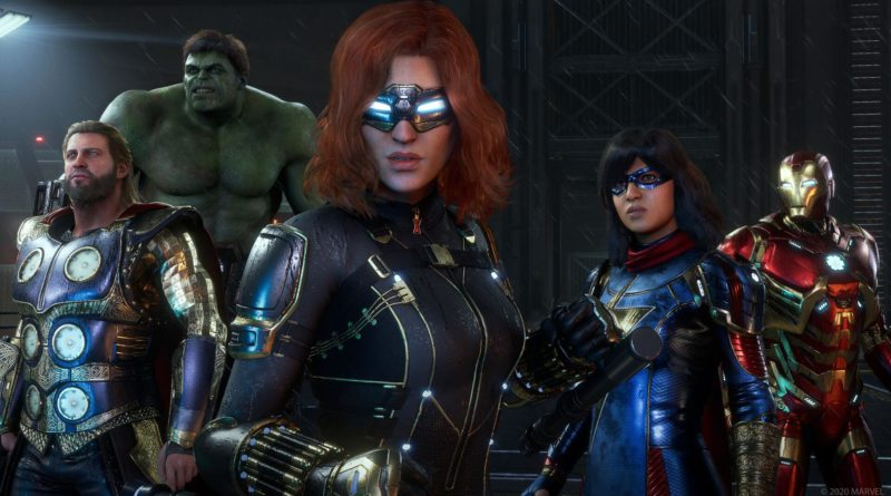 Test : Marvel's Avengers (PS4)