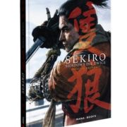 Sekiro Shadows Die Twice Official Artworks (artbook)