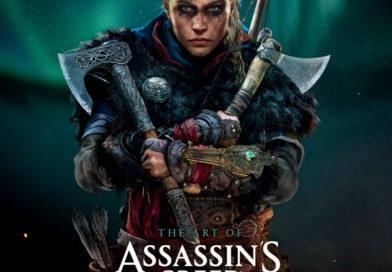 Livre : L'Art d'Assassin's Creed Valhalla (artbook)