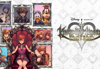 Test : Kingdom Hearts: Melody of Memory (Switch)