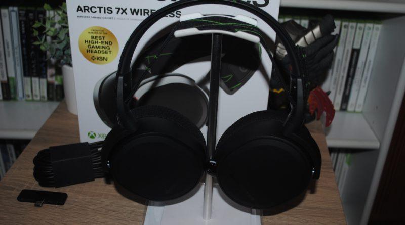 Test : Casque Arctis 7X Wireless, LA référence pour les Xbox Series X / S