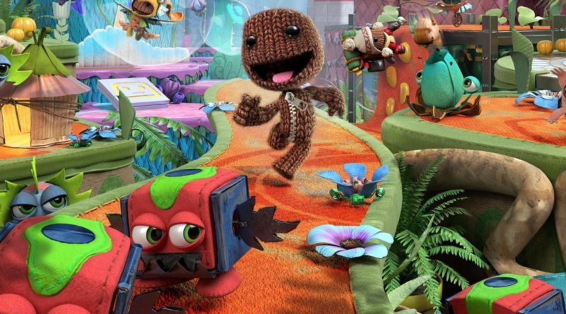 Test : Sackboy: A Big Adventure (PS5)