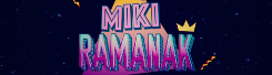 Miki Ramanak