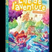 L'île de l'aventure : une adaptation d'Animal Crossing chez Mana Books