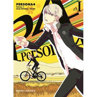 Manga : Persona 4 – Tome 1 (Mana Books)